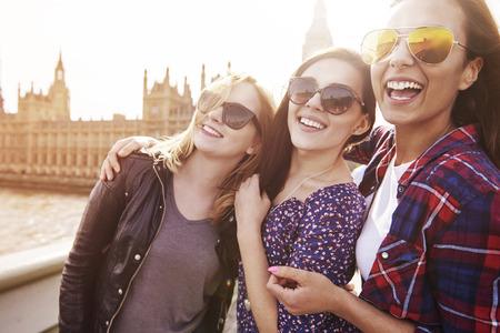 Photo pour Wonderful time only in London - image libre de droit