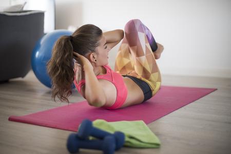 Foto de Healthy lifestyle has become my everyday routine - Imagen libre de derechos