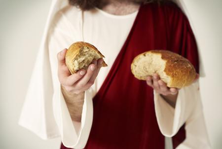 Photo pour Only Jesus can do the biggest miracles - image libre de droit