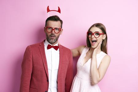 Photo pour Darling is my bad devil - image libre de droit