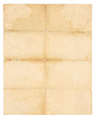 Photo pour ancient paper - image libre de droit