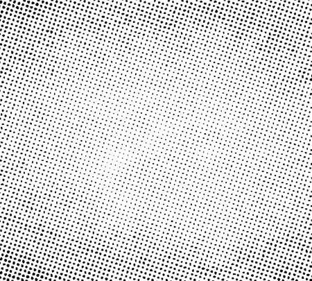 Illustration pour Grunge halftone print pattern background. Vector illustration - image libre de droit