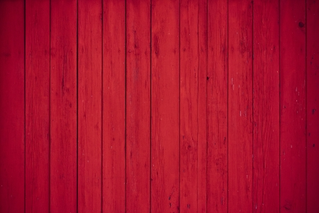 Photo pour red wooden boards as a background - image libre de droit