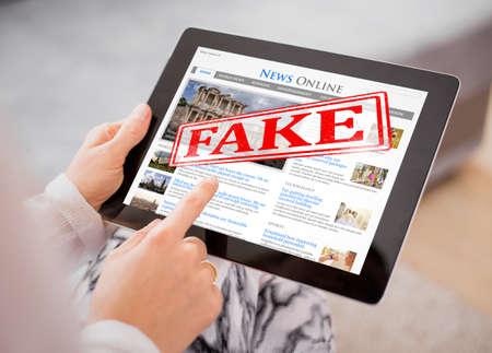 Photo for Fake news - Royalty Free Image
