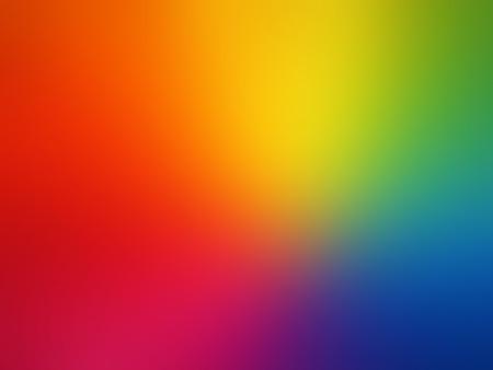 Ilustración de Vector Gay rainbow gradient mesh blur background - Imagen libre de derechos