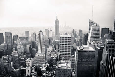 Photo for New York city aerial view - Royalty Free Image