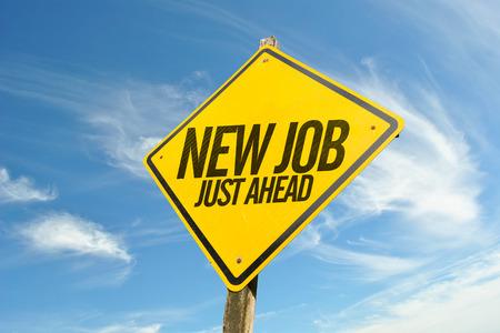 Foto de New Job Just Ahead - Imagen libre de derechos