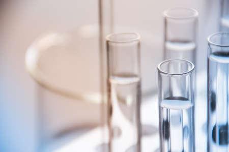 Foto de Test tube in science laboratory - Imagen libre de derechos