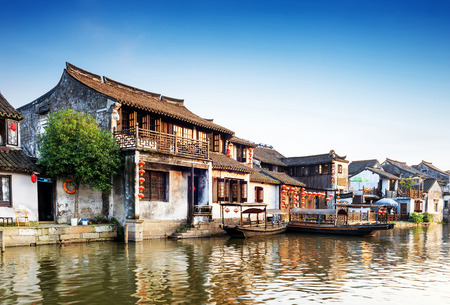 Photo for Xitang ancient town  - Royalty Free Image
