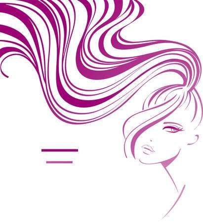 Female background
