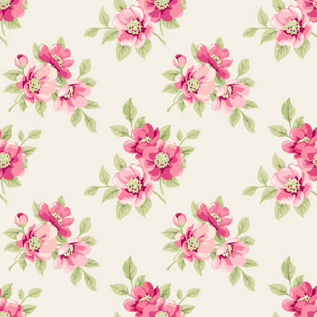 Photo for Floral pattern - Royalty Free Image