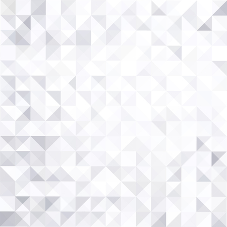 Ilustración de Geometric style abstract white  grey background - Imagen libre de derechos