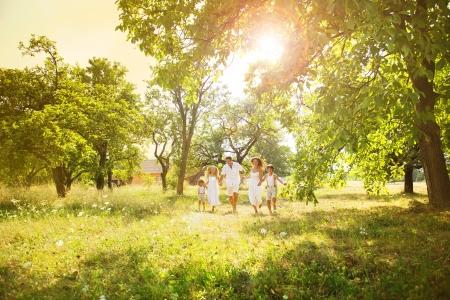 Foto de Happy family - Imagen libre de derechos