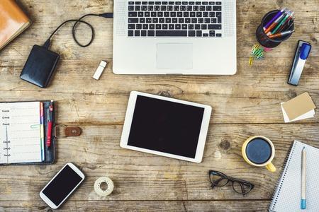 Foto de Office desk - Imagen libre de derechos