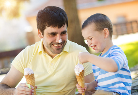 Photo for Father and son - Royalty Free Image