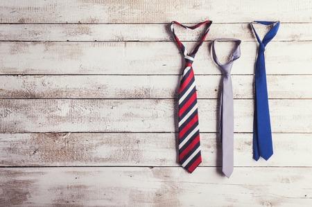 Foto de Three ties - Imagen libre de derechos
