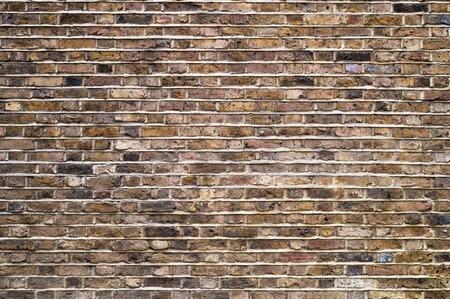 Foto de Fragment of an old brick wall background. - Imagen libre de derechos