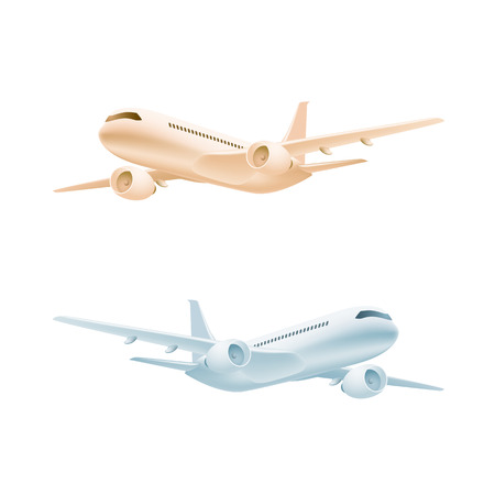 Illustrazione per Aircraft.  - Immagini Royalty Free