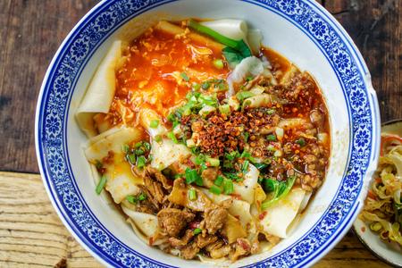 Photo pour Shaanxi Xi'an food - image libre de droit