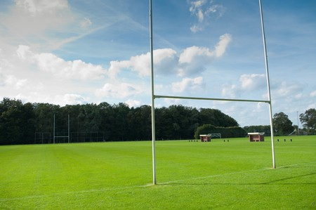 empty rugbyfield