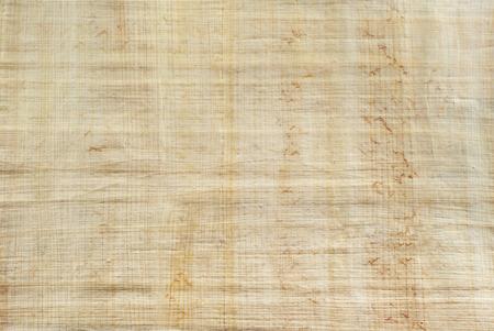 Foto de background, texture: surface of natural Egyptian papyrus, created by authentic technology   - Imagen libre de derechos