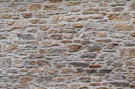 Photo pour stone wall texture for background - image libre de droit