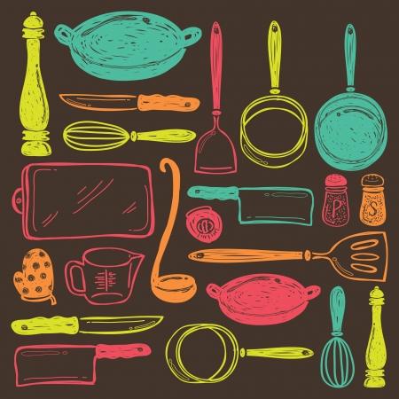 seamless cooking utensils