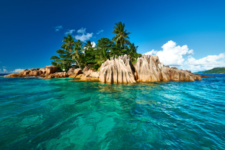 Photo for Beautiful St. Pierre Island at Seychelles - Royalty Free Image
