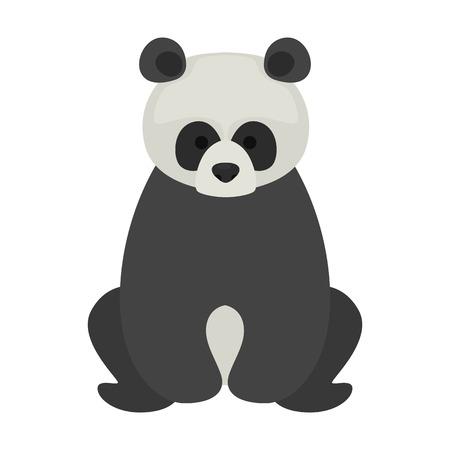 Animal flat color icon