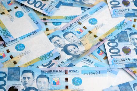 Foto de Philippines money pesos - Imagen libre de derechos