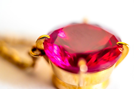 Photo for Ruby macro - Royalty Free Image