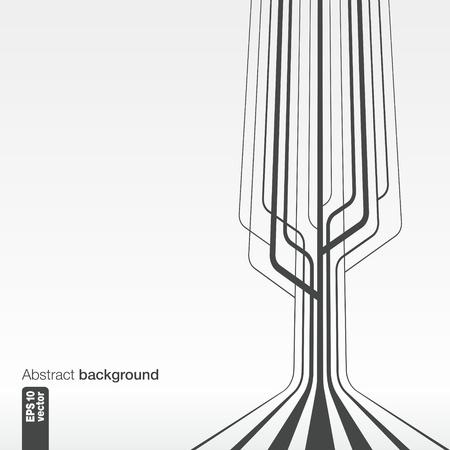 Foto de abstract network as technologic background - Imagen libre de derechos