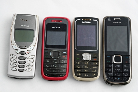 Nokia old phones