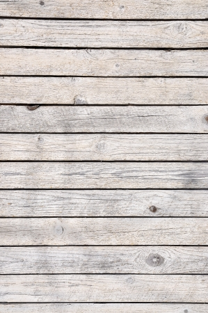 Photo for Old cracked wooden plank in gray as background  - Royalty Free Image