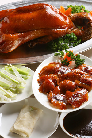 Photo for Peking Duck, a China's most famous dish - Royalty Free Image