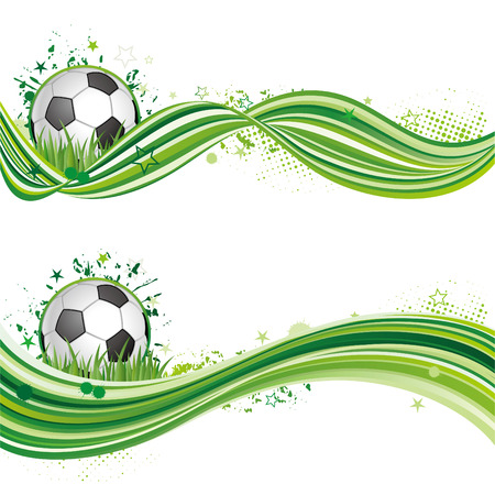 illustration of soccer sport