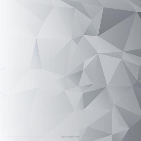 Illustration pour Abstract Polygonal Vector Background. - image libre de droit