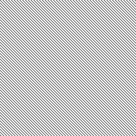 Ilustración de Simple Slanting Lines Vector Background - Imagen libre de derechos