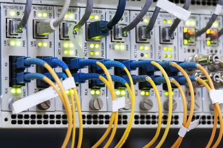Photo pour Network cable - image libre de droit