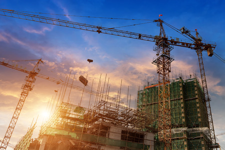 Photo for construction site - Royalty Free Image