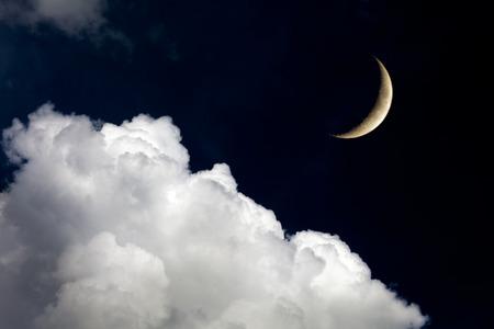Foto de night sky - Imagen libre de derechos