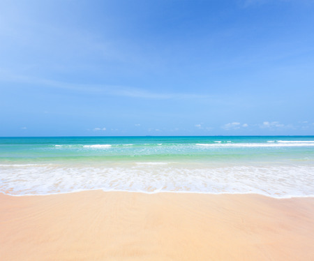 Photo for beach and sea - Royalty Free Image