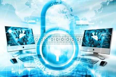 Foto de Internet security - Imagen libre de derechos