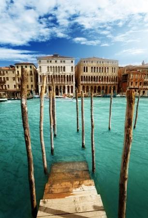 Foto de Grand Canal, Venice, Iataly - Imagen libre de derechos