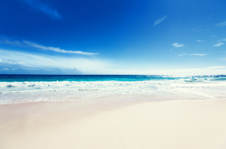 Photo for seychelles beach - Royalty Free Image