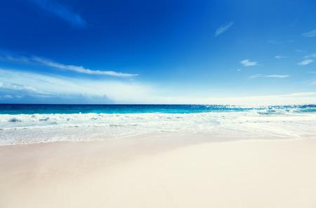 Photo pour seychelles beach - image libre de droit