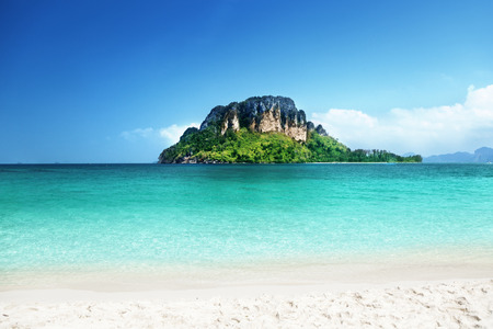 Photo for Poda island, Krabi province, Thailand - Royalty Free Image