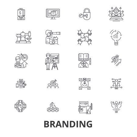Ilustración de Marketing icon design - Imagen libre de derechos