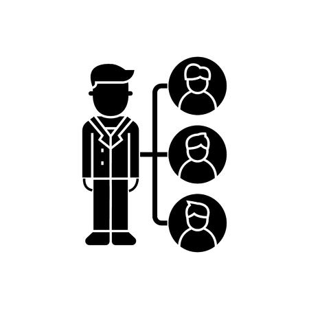 Ilustración de Marketing icon - Imagen libre de derechos