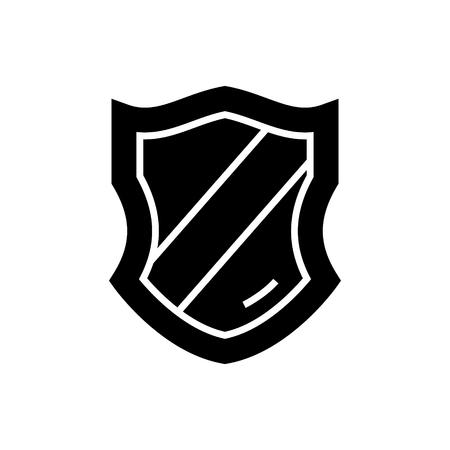 Ilustración de Shield icon. - Imagen libre de derechos